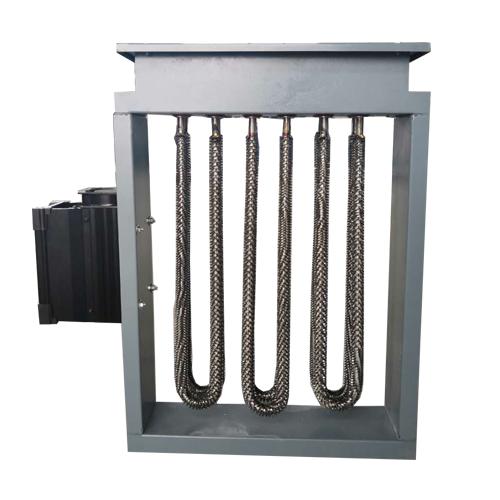 框架式空气加热器