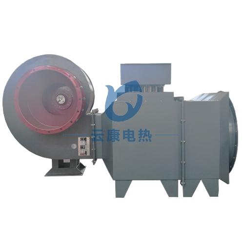 高温循环空气加热器