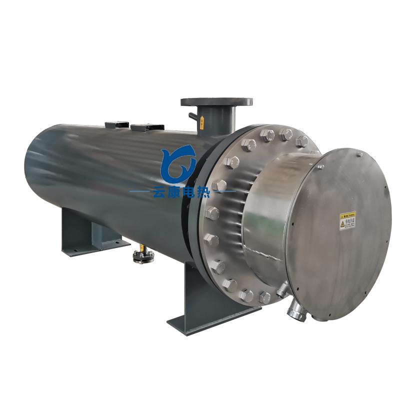 污水处理管道加热器
