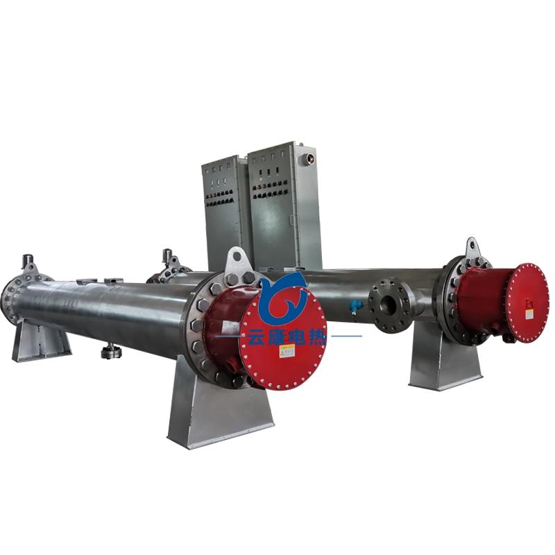 油、气防爆管道加热器